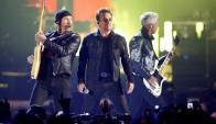 La banda promete espera reunir unas 120.000 personas. Foto: Reuters