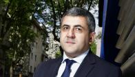 Zurab Pololikashvili. Foto: Fernando Ponzetto
