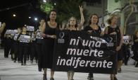 Parlamento: aún con divergencias se aprobó la nueva ley. Foto: F. Ponzetto