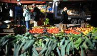 Inflación: se ha mantenido dentro del rango meta ininterrumpidamente desde marzo. Foto: F. Ponzetto