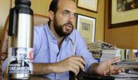 Fernando Amado. Foto: D. Borrelli