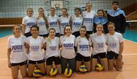 Selección uruguaya de voleibol
