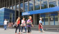 Edificio 19 de Junio del Banco República. Foto: D. Borrelli