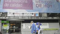 """Acusan al gobierno de instalar una """"reforma laboral autoritaria"""". Foto: Archivo El País"""