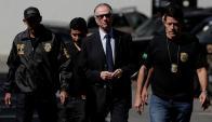 El presidente del Comité Olímpico de Brasil arrestado ayer por la Policía. Foto: Reuters