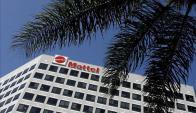 Fachada de la sede de Mattel Inc. en Los Ángeles (California). Foto: EFE