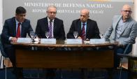 De Mello, Menéndez, Maglione y Daners