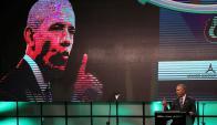 Barack Obama en Córdoba. Foto: Reuters