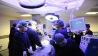 Anestesistas. Foto: Archivo El País