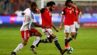 Egipto ante  Congo. Foto: Reuters