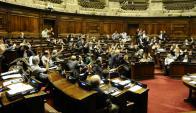 Parlamento: esta semana tendrá actividad intensa la Cámara de Representantes y el Senado. Foto: Archivo