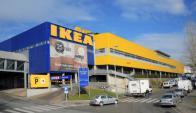 Según datos relevados en 2015, Ikea tiene más de 328 tiendas en 28 países y empleaba a 155.000 trabajadores. (Foto: EFE)