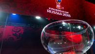 El sorteo de los grupos del Mundial será el 1° de diciembre