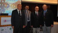 Daniel Varese, Pablo Montaldo, Claudio Paolillo, Jorge Vidal.