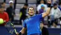 Nueva victoria del español Rafael Nadal