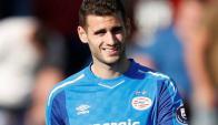 Gastón Pereiro, otra vez figura en el PSV