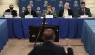 La OEA analiza la Justicia venezolana en la tercera ronda de audiencias. Foto: EFE