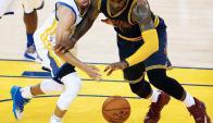NBA. Foto: AFP.