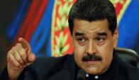 Nicolás Maduro. Foto: Reuters