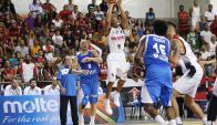 Malvín. Foto: FIBA