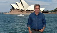 El actor Harrison Ford