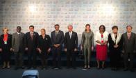 Conferencia Mundial sobre Enfermedades No Transmisibles. Foto: Nicolás González