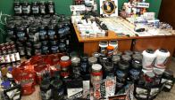 """El MSP informó que los productos incautados """"constituyen un riesgo para el consumidor"""". Foto: El País"""