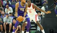 Houston Rockets frente a Sacramento Kings.
