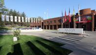 La sede de la Asociación Nacional de Fútbol Profesional (ANFP) de Chile. Foto: @ANFPChile / Twitter