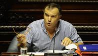 Alejo Umpiérrez, diputado del Partido Nacional. Foto: Archivo El País