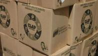 Cajas CLAP. Foto: El Nacional.