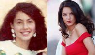 """Bárbara Mori, hoy de 39 años, tuvo su primer protagónico a los 17, en el programa """"Tric, trac"""" de 1997. (Foto: Instagram)"""