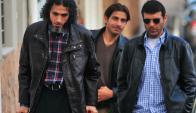 Promesa: Diyab aseguró al gobierno que se quedará en el país. Foto: AFP