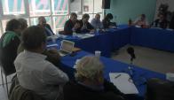 Frente: el Secretario de la coalición se reunió ayer con el canciller. Foto: F. Flores