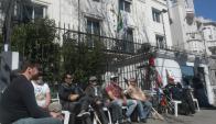 Persistente conflicto. Foto. archivo El País