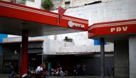 Caracas: hoy Venezuela podría entrar en default por Pdvsa. Foto: Reuters