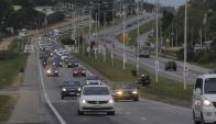 ACAU: vehículos brasileños tienen el 70% del mercado automotor local. Foto: Archivo