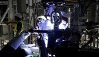 Maquinaria: la industria está invirtiendo menos que en 2016. Foto: AFP