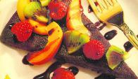 Unido a las frutas de esta época, es una delicia