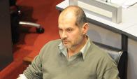 Director Álvaro Viviano. Foto: Archivo El País