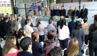 Salteños reconocieron las primeras intervenciones. Foto: Luis Pérez