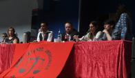 Los judiciales resolvieron seguir negociando con el gobierno. Foto: Ariel Colmegna
