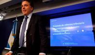 Medidas significarán 1,5% del PIB en cinco años. Foto: La Nación/ GDA
