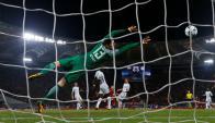 Golazo de Stephan El Shaarawy en el inicio de Roma-Chelsea