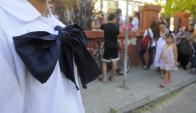 """""""Los niños no son como peras que maduran solo al sol"""". Foto: Archivo El País"""