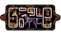Doodle del Día de los Muertos