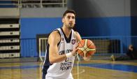 Mathías Calfani. Foto: San Lorenzo.