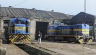 Nuevo sistema de tren permitirá transitar a velocidad promedio de 80 k/hora. Foto: A. Colmegna