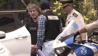 Amado Boudou fue detenido por enriquecimiento ilícito. Foto: AFP