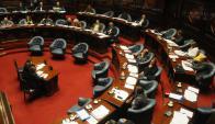 Dudas: el MPP y el PS no definieron postura sobre el TLC. Foto: F. Flores